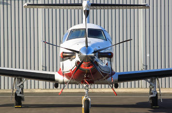 F-OSBE - Private Pilatus PC-12