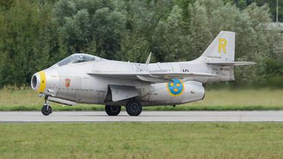SE-DXB - Swedish Air Force Historic Flight SAAB J 29F Tunnan