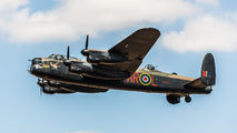 "PA474 - Royal Air Force ""Battle of Britain Memorial Flight"" Avro 683 Lancaster B. I aircraft"