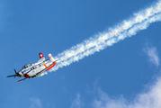 HB-RBP - Private Pilatus P-3 aircraft