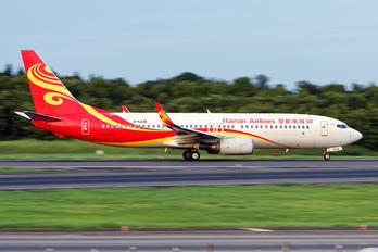 B-5439 - Hainan Airlines Boeing 737-800