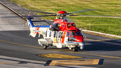 EC-NAA - Spain - Coast Guard Eurocopter EC225 Super Puma