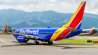 N7720F - Southwest Airlines Boeing 737-700