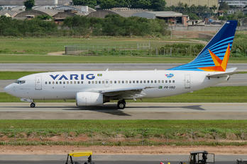PR-VBQ - VARIG Boeing 737-700