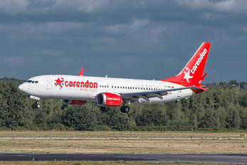 TC-MKS - Corendon Airlines Boeing 737-8 MAX