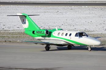 N55CJ - Private Cessna 525 CitationJet