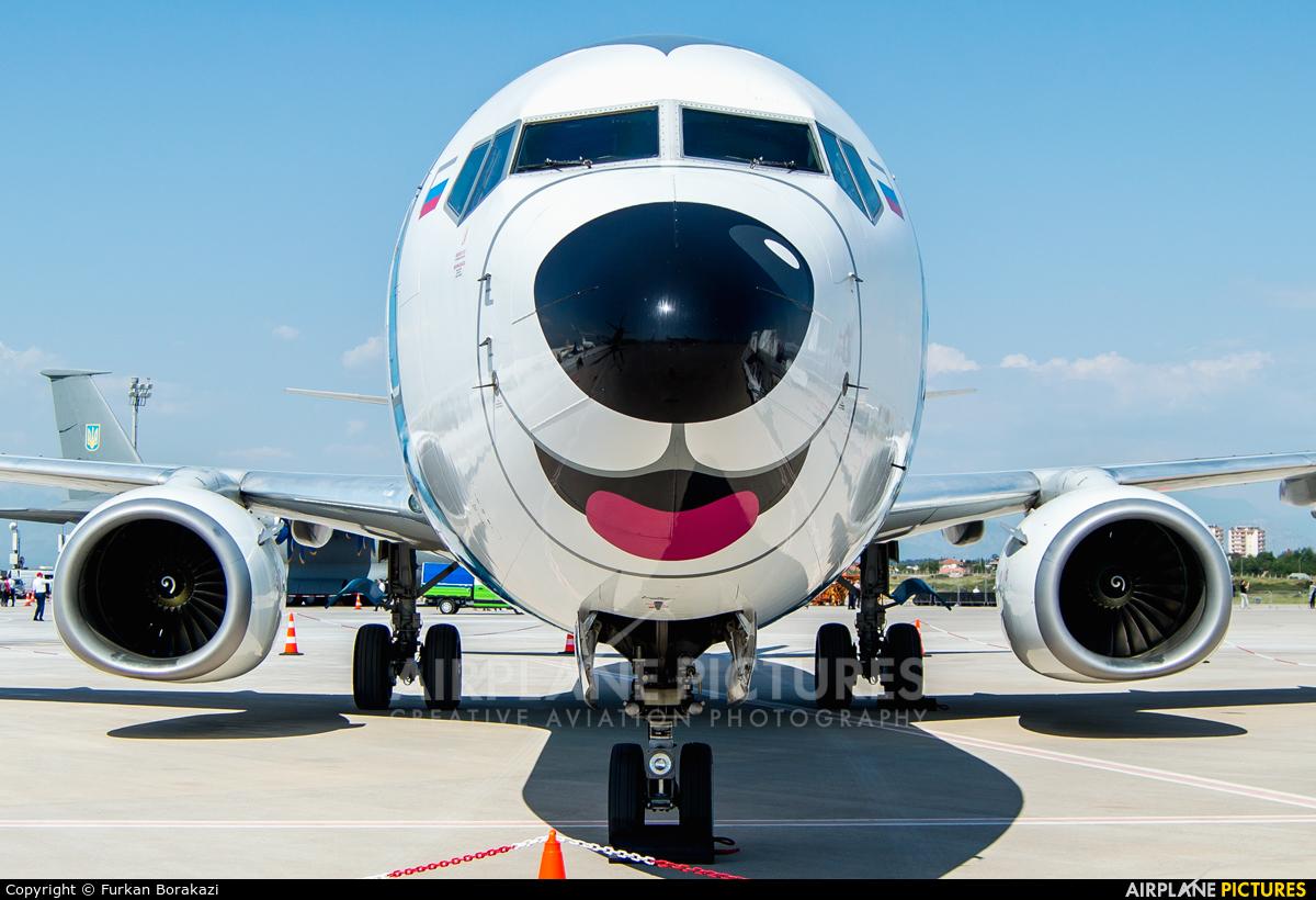 NordStar Airlines VQ-BNG aircraft at Antalya