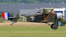 OK-JUD4 - Private Nieuport 12 (Replica) aircraft