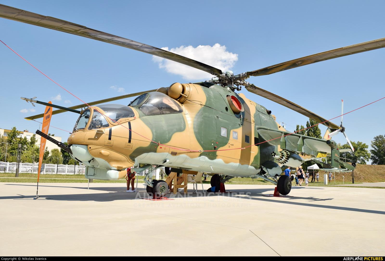 Hungary - Air Force 114 aircraft at Szolnok