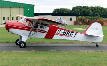 G-BREY - Private Taylorcraft BC-12D Twosome