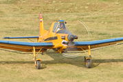 OM-NRP - Aero Slovakia Zlín Aircraft Z-137T Turbočmelák aircraft
