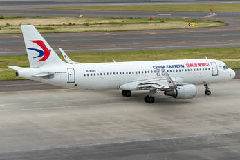 B-8393 - China Eastern Airlines Airbus A320