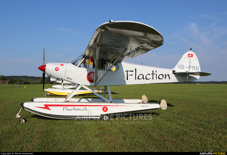 Private HB-PMN aircraft at Kętrzyn - Wilamowo