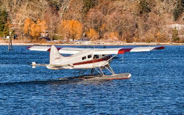 C-GACK - Corilair de Havilland Canada DHC-2 Beaver