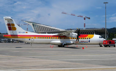 EC-LQV - Air Nostrum - Iberia Regional ATR 72 (all models)