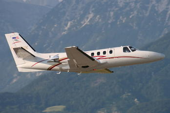 OE-FMK - Private Cessna 501 Citation I / SP
