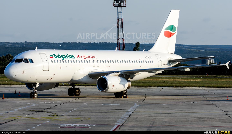 Bulgarian Air Charter LZ-LAC aircraft at Varna