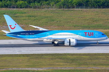 G-TUII - TUI Airways Boeing 787-8 Dreamliner