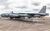 60-0022 - USA - Air Force Boeing B-52H Stratofortress aircraft
