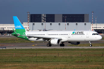 OE-LCN - LEVEL Airbus A321