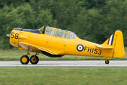 G-BBHK - Private North American Harvard/Texan (AT-6, 16, SNJ series) aircraft