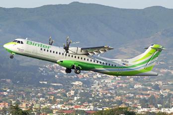 EC-KSG - Binter Canarias ATR 72 (all models)