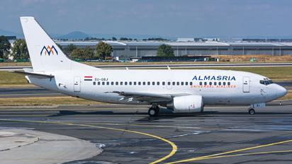 SU-GBJ - Al Masria Boeing 737-500