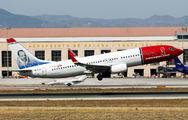 EI-FJD - Norwegian Air Shuttle Boeing 737-800 aircraft