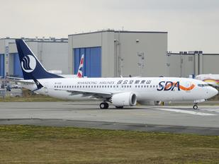 B-1120 - Shandong Airlines  Boeing 737-8 MAX