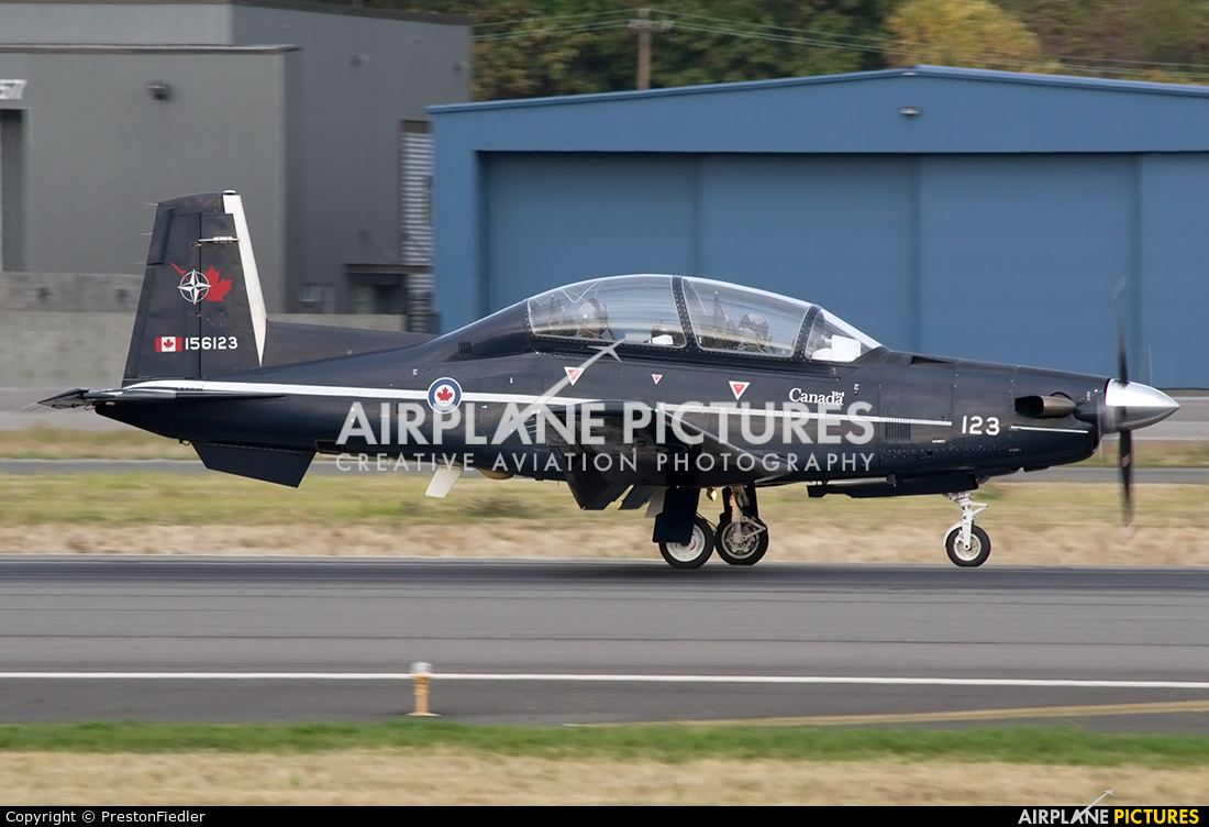 Canada - Air Force 156123 aircraft at Seattle - Boeing Field / King County Intl