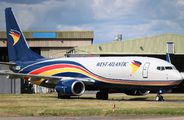 First Boeing 737-800 in full West Atlantic colours title=