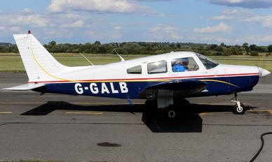 G-GALB - Private Piper PA-28-161 Cherokee Warrior II
