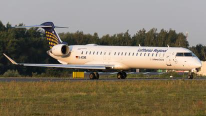 D-ACNE - Lufthansa Regional - CityLine Canadair CL-600 CRJ-900