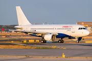 9H-AEJ - Air Malta Airbus A319 aircraft