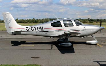 G-CYPM - Private Cirrus SR22-GTS G3 Turbo