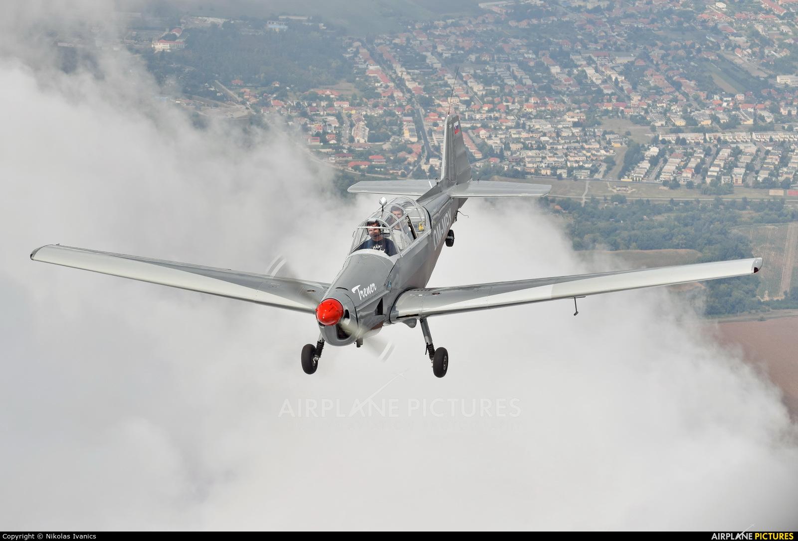 Aeroklub Nové Zámky OM-MPX aircraft at In Flight - Slovakia