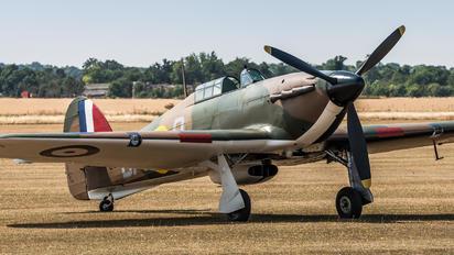 P2902 - Private Hawker Hurricane Mk.I (all models)