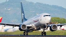 N342AM - Aeromexico Boeing 737-800 aircraft