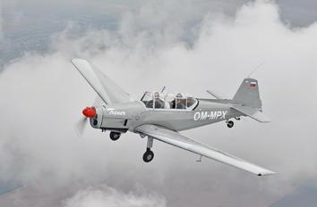 OM-MPX - Aeroklub Nové Zámky Zlín Aircraft Z-226 (all models)