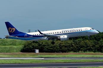 B-16821 - Mandarin Airlines Embraer ERJ-190 (190-100)