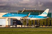 PH-EXU - KLM Cityhopper Embraer 170-200 STD aircraft