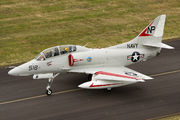 N518TA - Private Douglas TA-4J Skyhawk aircraft