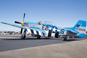 NL51KD - Private North American P-51D Mustang