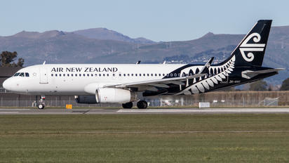 ZK-OXC - Air New Zealand Airbus A320