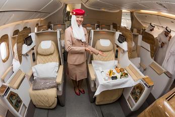 A6-EQH - - Aviation Glamour - Aviation Glamour - Flight Attendant
