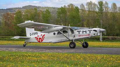 D-FIPS - Private Pilatus PC-6 Porter (all models)