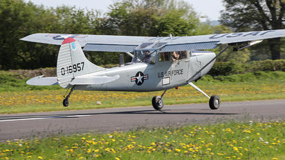 N5308G - Private Cessna L-19/O-1 Bird Dog