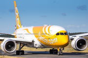 9V-OFJ - Scoot Boeing 787-8 Dreamliner aircraft
