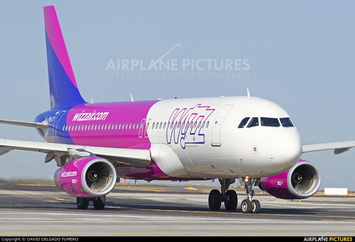 Wizz Air HA-LYT aircraft at Tenerife Sur - Reina Sofia