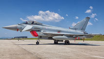 ZJ924 - Royal Air Force Eurofighter Typhoon FGR.4 aircraft